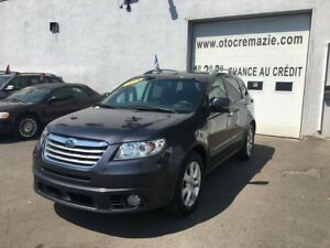 2011 Subaru Tribeca Limited cuir toit 7 places DVD etat impeccab