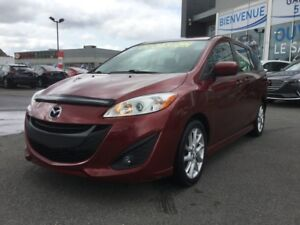 2012 Mazda Mazda5 GT, BLUETOOTH, MAGS, A/C AUTO, SIEGES CHAUFFAN