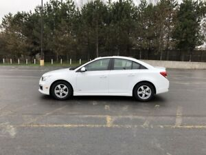 2015 CHEV CRUZE 1LT RS FWD