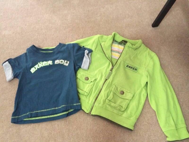 c7158da91 Boys Ted Baker T-shirt and Jacket