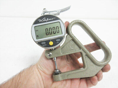Kafer Fd 50c Digital Thickness Gauge Lifting Device Range 10 Mm Depth 50 Mm
