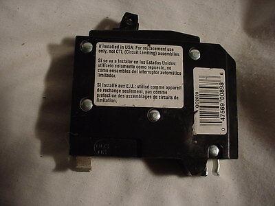New Square D Qo2020 Twin 20-amp Single-pole Tandem Circuit Breaker 120240v