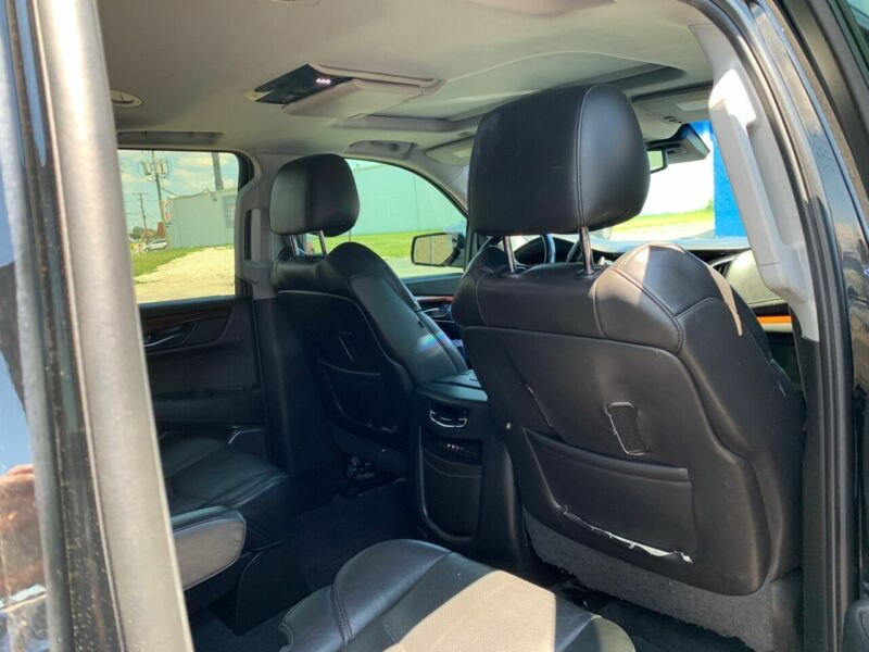 Image 12 Voiture American used Cadillac Escalade 2015