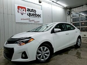 2014 Toyota Corolla S / Caméra recul / Sieges Chauffants /
