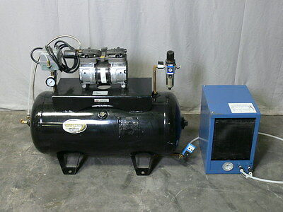 Proluxe Dpcd120 Clean-air Compressor W Refrigerated Air Dryer