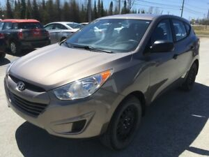 2011 Hyundai Tucson L AWD PNEUS D'HIVER Winter tires included
