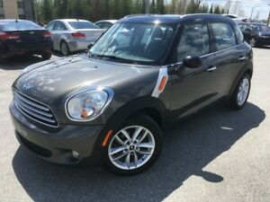 2014 MINI Cooper Countryman PNEUS D'HIVER Winter tires included