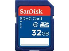 SanDisk 32GB Secure Digital High Capacity (SDHC) - 1 Card