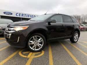 2014 Ford Edge Limited AWD|PANORAMIC ROOF|NAVIGATION|LEATHER