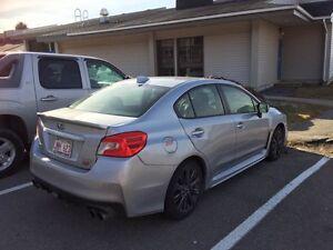 Subaru WRX sport package (top performance car)
