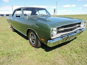1969 Dodge Dart GTS. H code 383. Financing/Shipping/storage