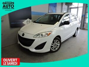 2014 Mazda Mazda5 GS 6 PASS BLUETOOTH CRUISE VERY WELL EQUIPPED