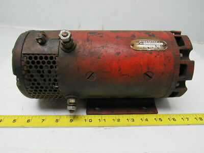 Prestolite Mbd 4304 24vdc Electric Motor From Raymond Pacer Model 60 Forklift