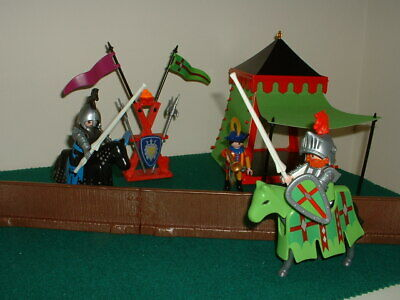 Playmobil Castle Knights Jousting Set