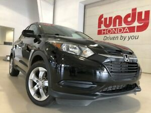 2016 Honda HR-V LX w/alloys, backup cam, climate control AWD
