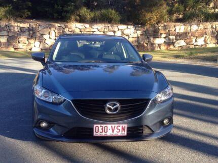 2013 Mazda6 sports auto Sedan like new Arundel Gold Coast City Preview