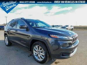 2015 Jeep Cherokee Limited 4x4 | Nav | Bluetooth | Leather
