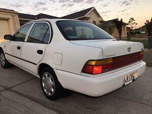 Automatic..Toyota Corolla 1998 Conquest sedan 4cyl Great Cond!! Christie Downs Morphett Vale Area Preview