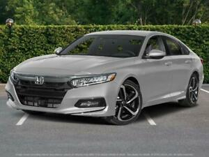 2019 Honda Accord Sedan Sedan Sport CVT