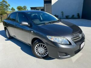2008 Toyota Corolla ZRE152R Ascent Grey 4 Speed Automatic Sedan Cooroy Noosa Area Preview