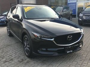 2017 Mazda CX-5 GT GT-TECHNOLOGY PACKAGE! ONE OWNER, NO ACCID...