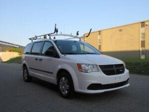 2012 Dodge Ram Van CV CARGO
