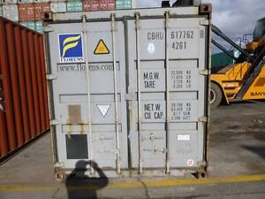 ~Fantastic 20Ft B Grade shipping containers in Rokewood~ Rokewood Golden Plains Preview