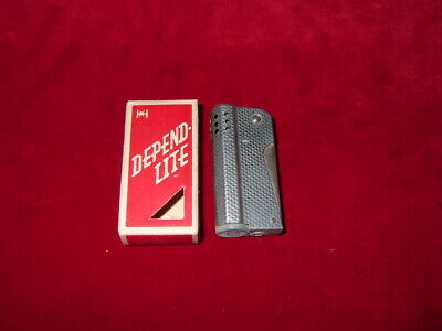 VINTAGE C 1930'S/1940'S WIFEU DEPEND LITE CIGARETTE LIGHTER