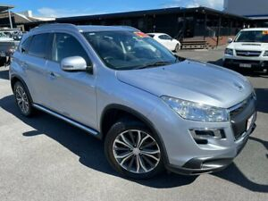 2015 Peugeot 4008 MY15 Active 2WD Silver 6 Speed Constant Variable Wagon Bungalow Cairns City Preview