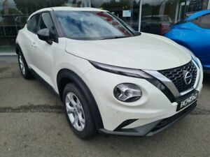 2020 Nissan Juke F16 ST+ DCT 2WD White 7 Speed Sports Automatic Dual Clutch Hatchback
