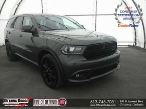 2017 Dodge Durango GT 2017 DODGE DURANGO GT AWD BLACKOUT EDIT...