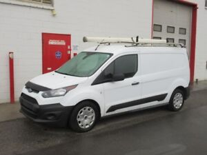 2015 Ford Transit Connect XL ~ 80,000km~ Ladder racks ~ $19,999