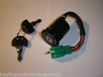 AFTERMARKET IGNITION SWITCH SUZUKI DR350 DR 350 90-99 NEW