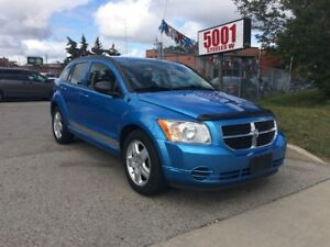 2009 Dodge Caliber SXT,129K,EXTRA CLEAN,SAFETY+3YEARS WARRANTY I