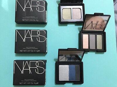 NARS Duo/Trio Eye shadow -- BRAND NEW! (Eyes Shadow Duo)