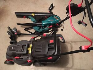 Electric Lawnmower, Whipper Snipper & Blower/Vac Bella Vista The Hills District Preview