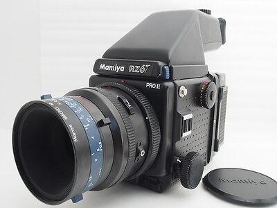 Пленочные фотокамеры Mamiya RZ67 Pro II
