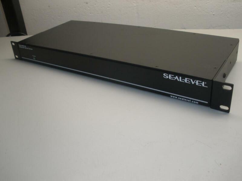 Sealevel SeaLINK+16 Serial Server RS-232 Interface