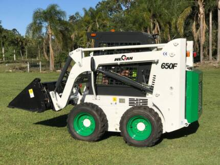New Wecan 650F Skidsteer Loader QLD