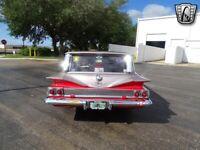 Miniature 7 Voiture American classic Chevrolet Nomad 1960