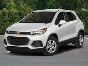 2018 Chevrolet Trax LS - Air and Auto Package
