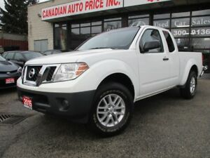 2015 Nissan Frontier SV-KING CAP-SWB-BLUETOOTH