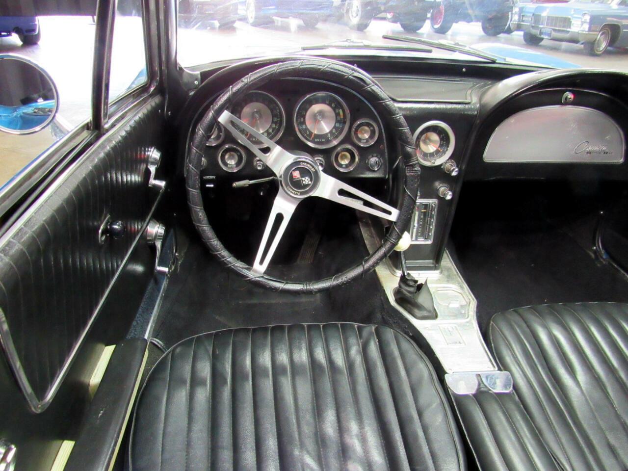 1963 Blue Chevrolet Corvette   | C2 Corvette Photo 9