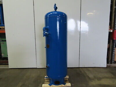Brunner 56450 130 Gallon Vertical Compressed Air Receiver Tank 200 Psi