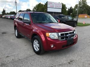 2008 Ford Escape XLT *CERTIFIED*
