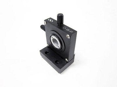 Newport Lp-05-xy Xy Lens Positioner 0.5 In. 12.7 Mm Diameter