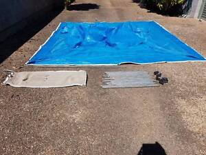 Tent for sale 4mx4m Mundingburra Townsville City Preview