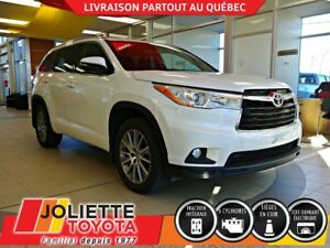 2015 Toyota Highlander XLE AWD TOIT OUVRANT, GPS, REMORQUAGE 5 0