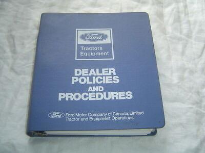 Ford 1300 1500 1700 1900 Tractor Service Repair Manual