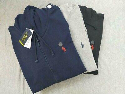 SALE! Ralph Lauren Herren Zip Pullover/Sweatjacke/ Strickjacke/ Sweatshirt S-XL